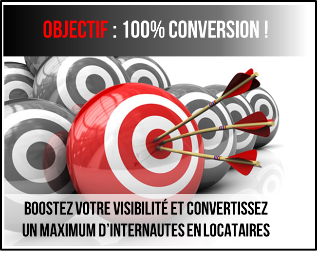 Objectif : 100% Conversion !